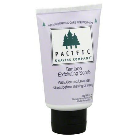 Pacific Shaving Pacific Shaving  Exfoliating Scrub, 3
