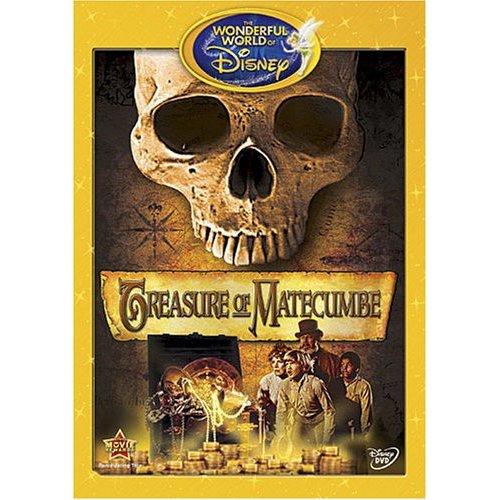 Treasure of Matecumbe (Full Frame)