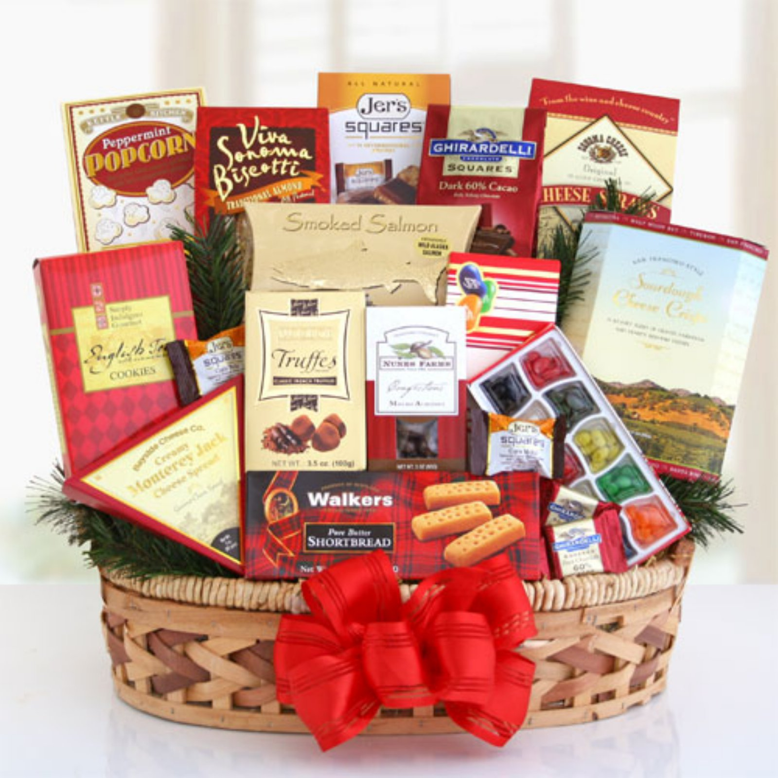 Corporate Party Gift Basket