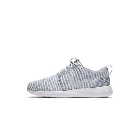 4276741031b4b Nike Womens Roshe Two Flyknit Low Top Lace Up Running - image 2 of 2 ...