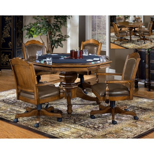 Darby Home Co Earles 52'' Poker Table by