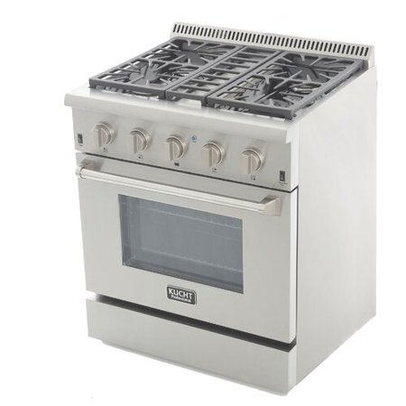 Kucht Professional 30'' Free-standing Dual Fuel Range