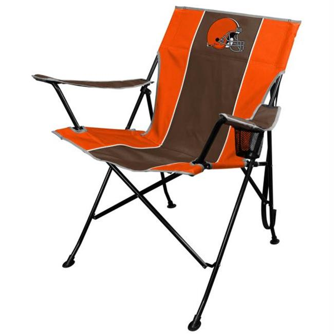 Jarden Sports Licensing JAR-08931064111 Cleveland Browns NFL Tailgate Chair and Carry Bag