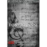 Don Giovanni - eBook