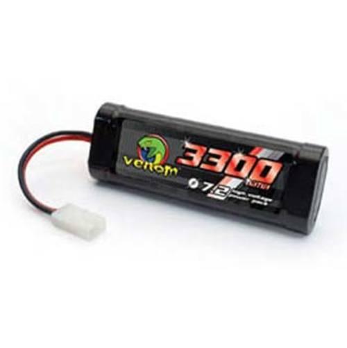 Venom 7.2V 3300mAh 6-Cell NiMH Battery with Universal Plug