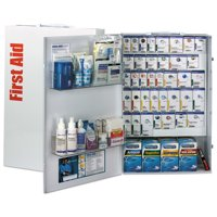 First Aid Only ANSI 2015 Compliant Industrial First Aid Kit for 200 People, 1659 Pieces