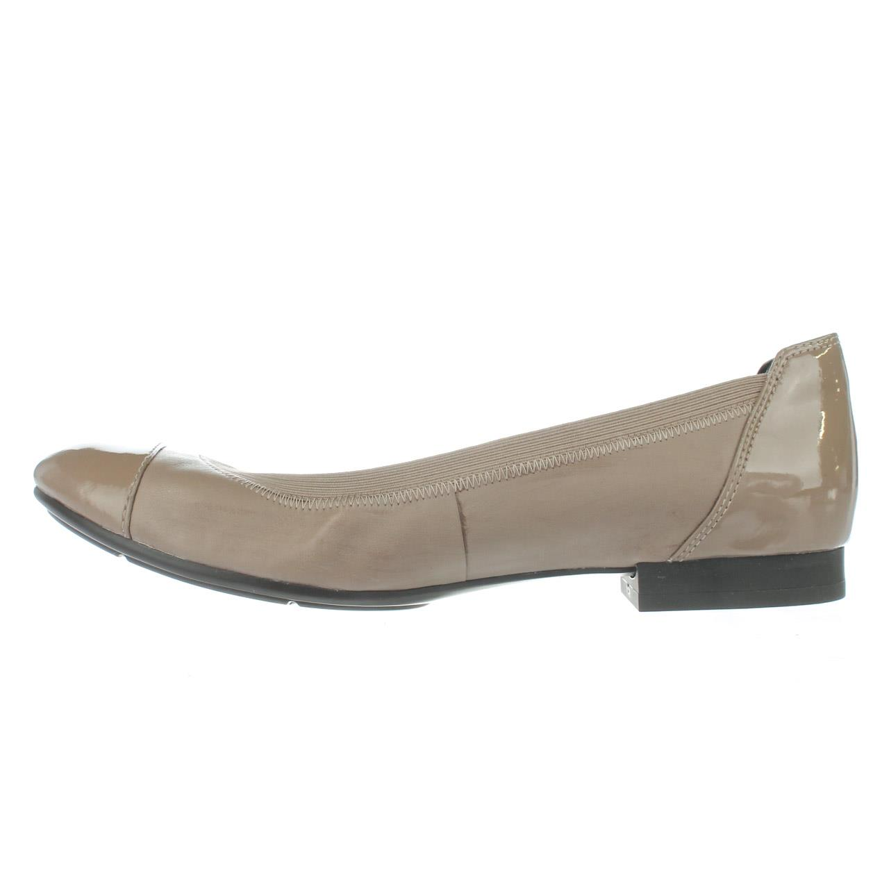 Womens naturalizer Therese Ballet Flats - Taupe