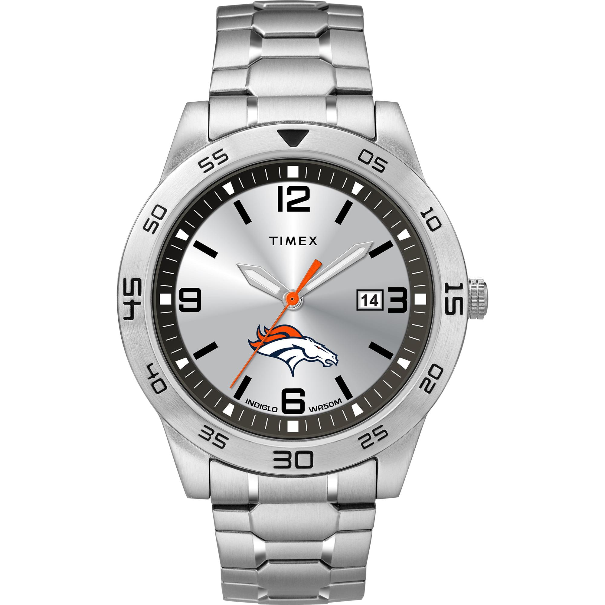 Timex - NFL Tribute Collection Citation Men's Watch, Denver Broncos