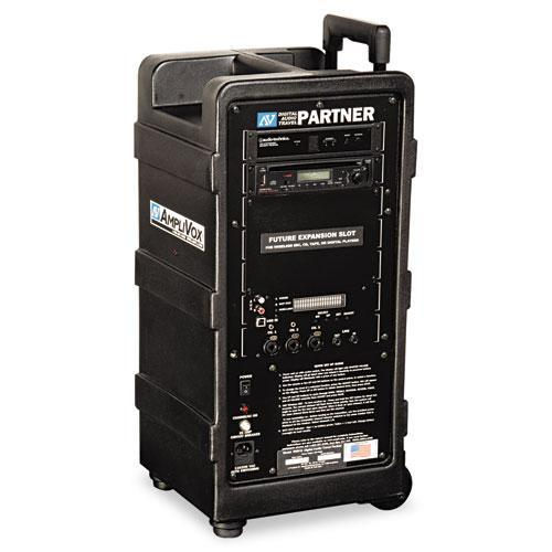 AmpliVox Sound Systems Digital Audio Travel Partner PA System