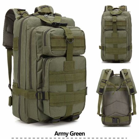 Clearance! 3P The Rucksack March Outdoor Tactical Backpack Shoulders Bag Army - Clearance Backpacks