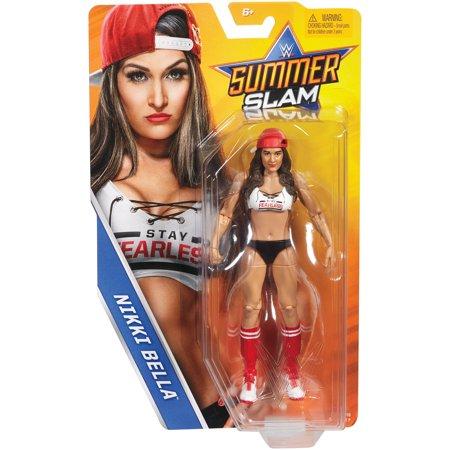 Nikki Bella   Wwe Series  Summerslam 2017  Toy Wrestling Action Figure
