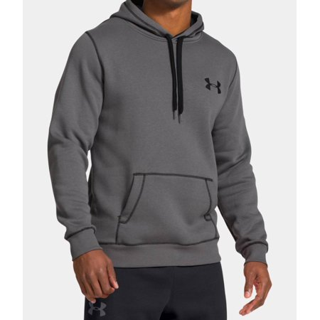 963469f05 Under Armour - Under Armour Men's Rival Fleece Hoodie 1248345-040 Graphite  (Size Small Tall) - Walmart.com