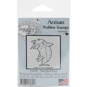 """Joggles Cling Stamp, 2.5"""" x 2.75"""", The Bird Earl"""