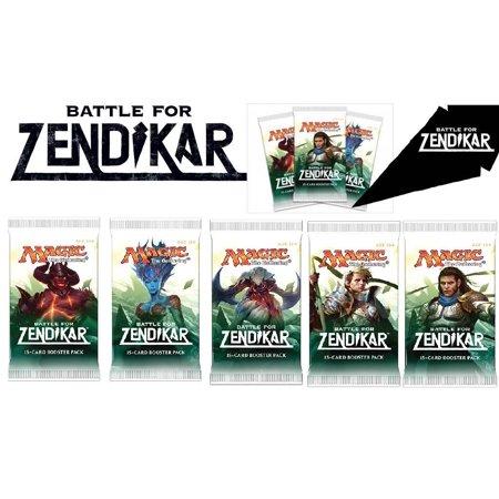 Battle For Zendikar 6 Pack  6  Six  Packs Of Magic  The Gathering   Mtg  Battle For Zendikar Booster Pack Lot  6 Packs Of Magic  The Gathering   Mtg  Battle For Zendikar   Ship From Us