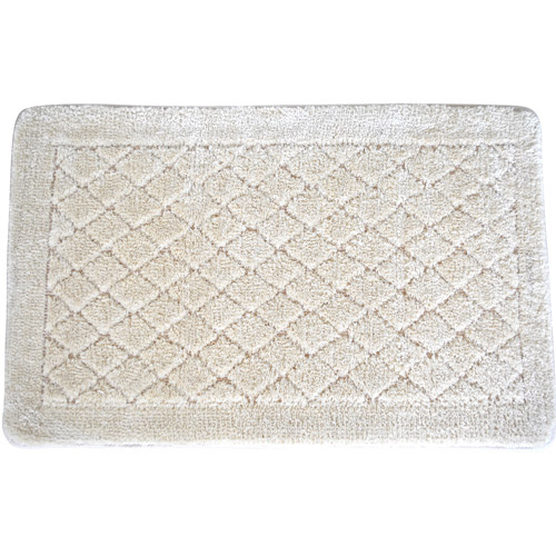 Luxury Step Out Of The Shower And Onto Complete Comfort With This Memory Foam Bath Rug! Perfectly Placed Outside Your Shower Or Bathtub Or Even In Front Of Your Sink, This Rug Features Polyurethane Memory Foam That Feels So Great On Your Feet