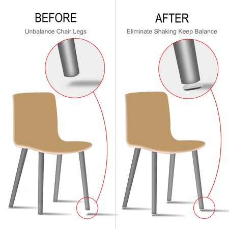 M8 x 15 x 30mm Leveling Feet Adjustable Leveler for Hotel Cabinet Sofa Leg 20pcs - image 4 of 7