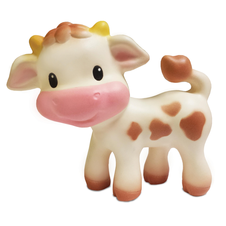 Infantino Squeeze Teethe Cow