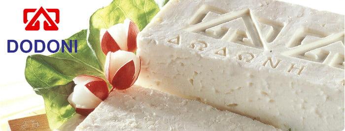 Greek Feta Cheese DODONI, approx. 4 lb, Deli Fresh by