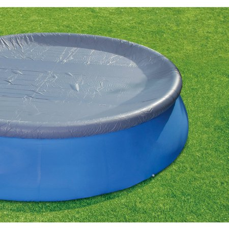 Summer waves 18 39 x 48 quick set round above ground for Summer waves above ground pool review