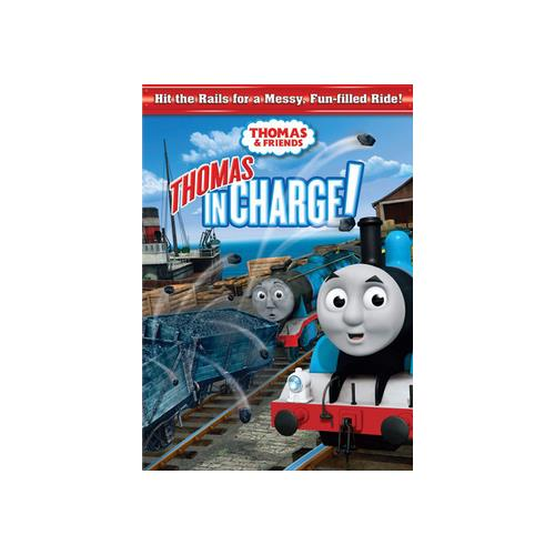 THOMAS-THOMAS IN CHARGE (DVD) (FF/ENG/FREN/SPAN/2.0 DOL DIG)