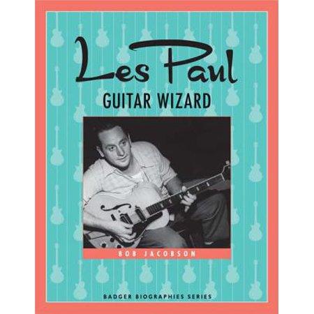 Les Paul Guitar Body (Les Paul : Guitar Wizard)