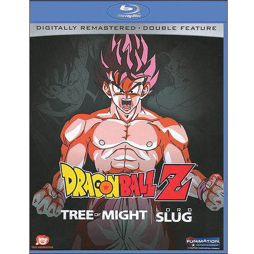 DragonBall Z: Tree Of Might / Lord Slug - Double Feature (Blu-ray)