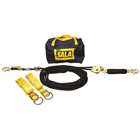 DBI-SALA 7600504Sayfline Synthetic Horizontal Lifeline System