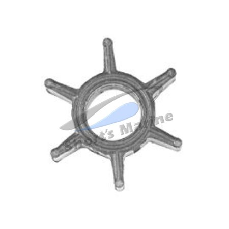OEM Mercury Marine Outboard Replacement Water Pump Impeller 47-22748 - Mercury Outboard Impeller Replacement