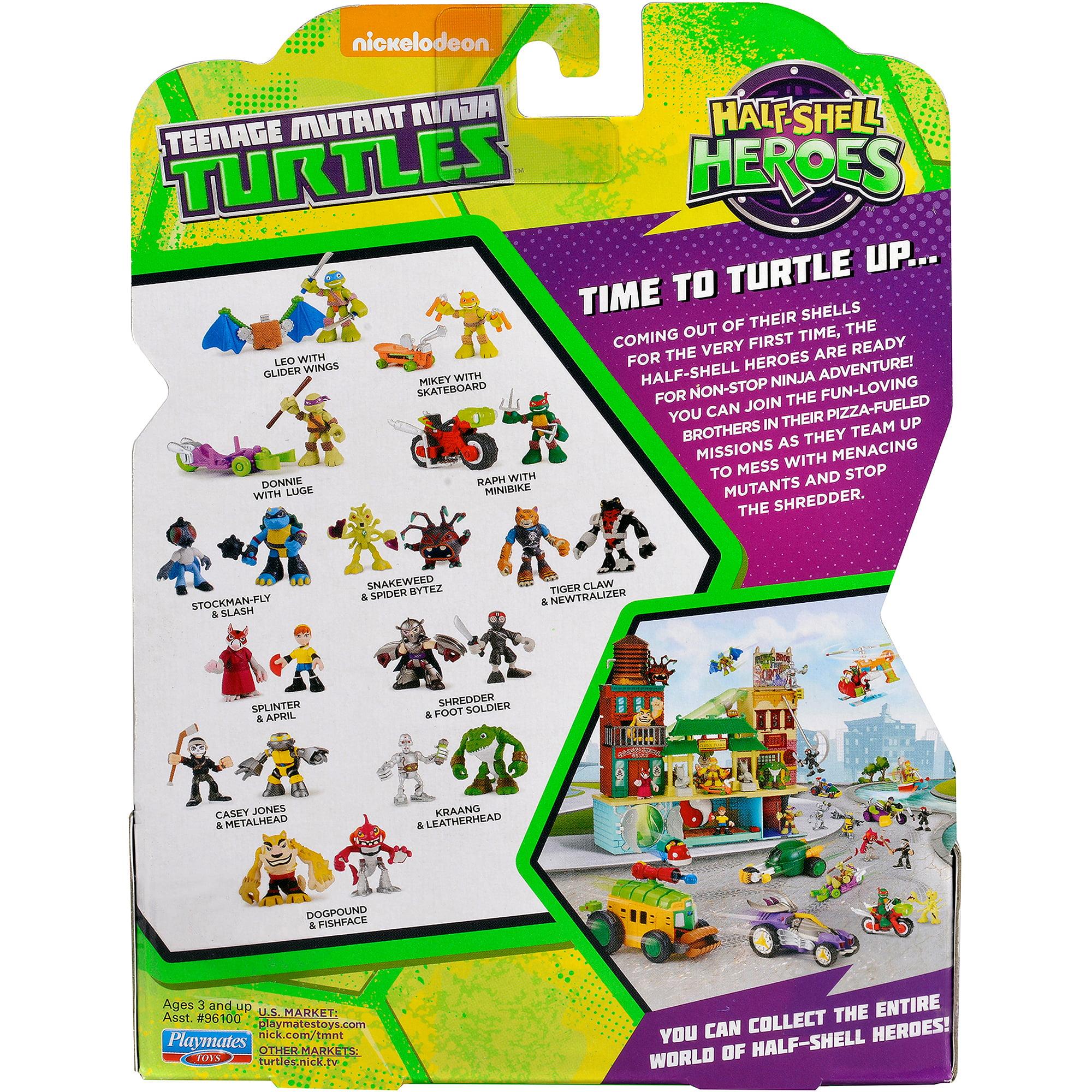 Teenage Mutant Ninja Turtles comic books issue 3 | 2000x2000