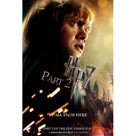 Hallow Costume (Harry Potter and the Deathly Hallows: Part II (2011) 11x17 Movie)