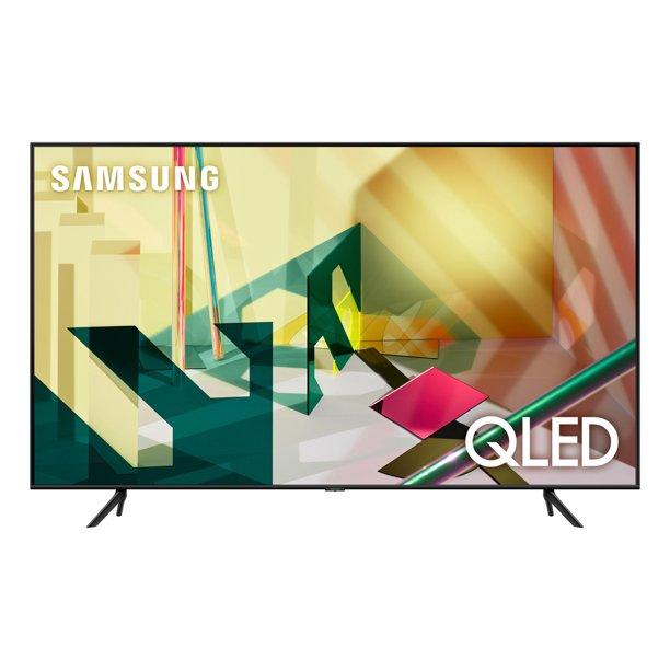 "SAMSUNG 65"" Class 4K Ultra HD (2160P) HDR Smart QLED TV QN65Q70T 2020"