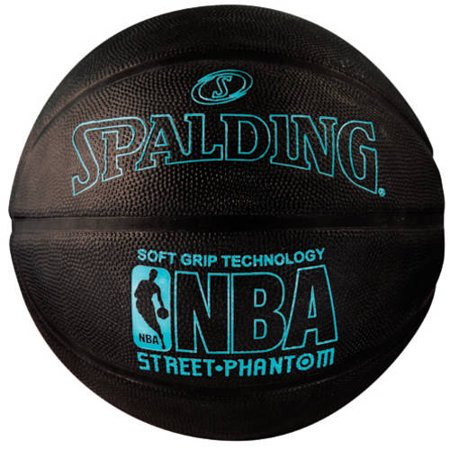 Spalding Nba Street Phantom Outdoor Basketball  Size 7 29 5