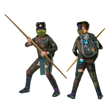 Boys Ninja Turtles Donatello - Turtle Kids Costume