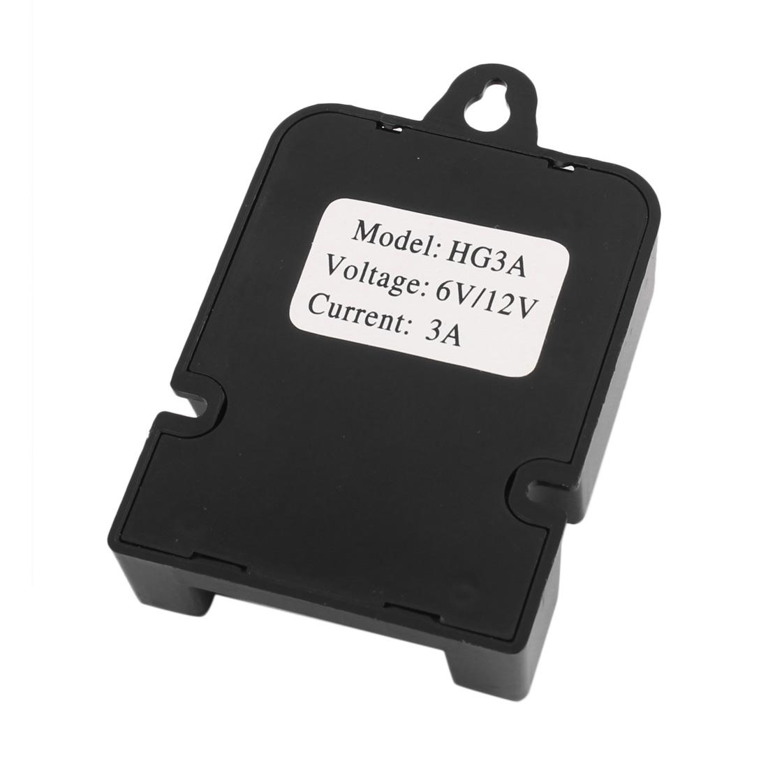 6V/12V 3A PWM Solar Panel Charge Controller Regulator Safe Protection - image 2 of 3
