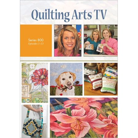 Quilting Arts Tv Series 800 Walmart