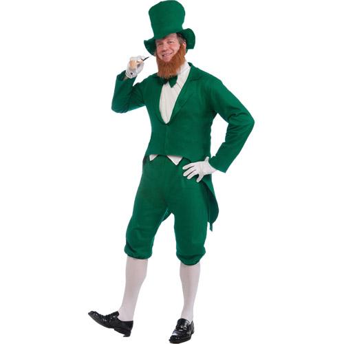Leprechuan Pub Crawl Adult Halloween Costume - One Size