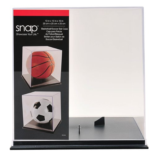 Basketball or Soccer Ball Display Case
