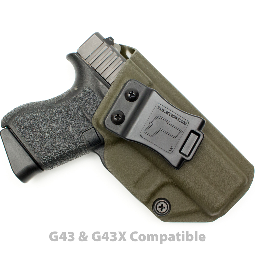 Glock 43/43X - Profile Holster - Right Hand