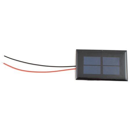 Small Solar Panel 1 0V 200Ma With Wires