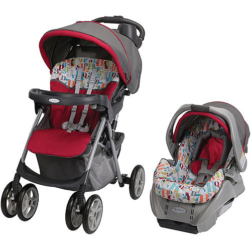 Graco Spree Classic Connect Travel System Signal