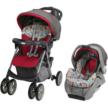 Graco Classic Connect Travel Systems