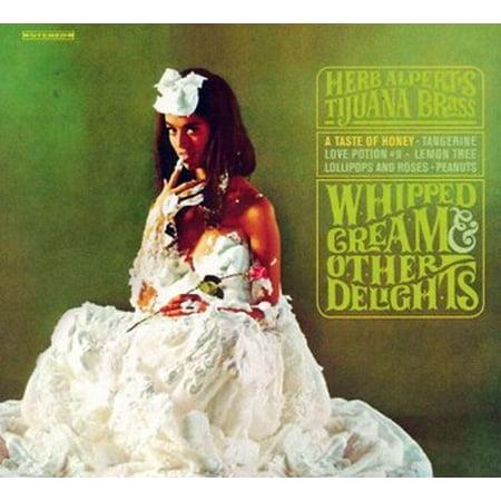 Whipped Cream & Other Delights (CD) (Herb Alpert & The Tijuana Brass Whipped Cream)