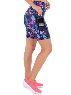 """Athletic Works Women's Active 9"""" Bike Shorts"""