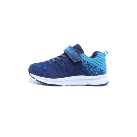 Kids' Running Shoes Outdoor Walking Sport Lightweight Casual Sneakers for Boys and Girls