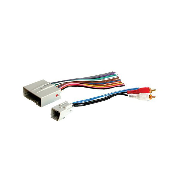 [DIAGRAM_38EU]  Stereo Wire Harness Ford F-150 04 05 06 07 08 2004 2005 2006 2007 2008 (car radio  wiring installation parts) - Walmart.com - Walmart.com | Ford Radio Wire Harness |  | Walmart