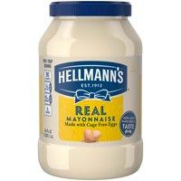 Hellmann's Real Mayo Real Mayonnaise 48 oz