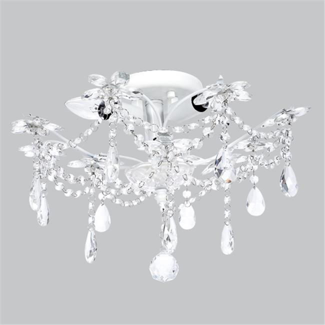 Jubilee Collection 77002 Ceiling Chandelier - 3 Light - C...