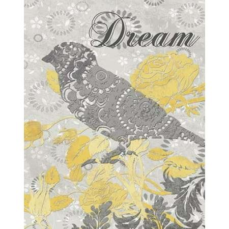 Dream Bird Poster Print By Piper Ballantyne