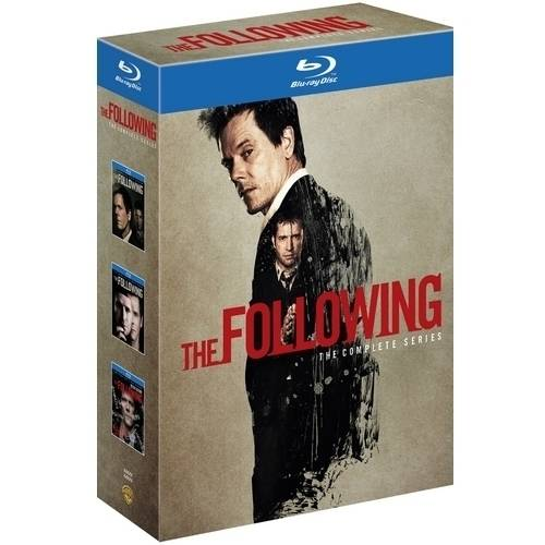 The Following: The Complete Series Box Set (Seasons 1-3) (Blu-ray)