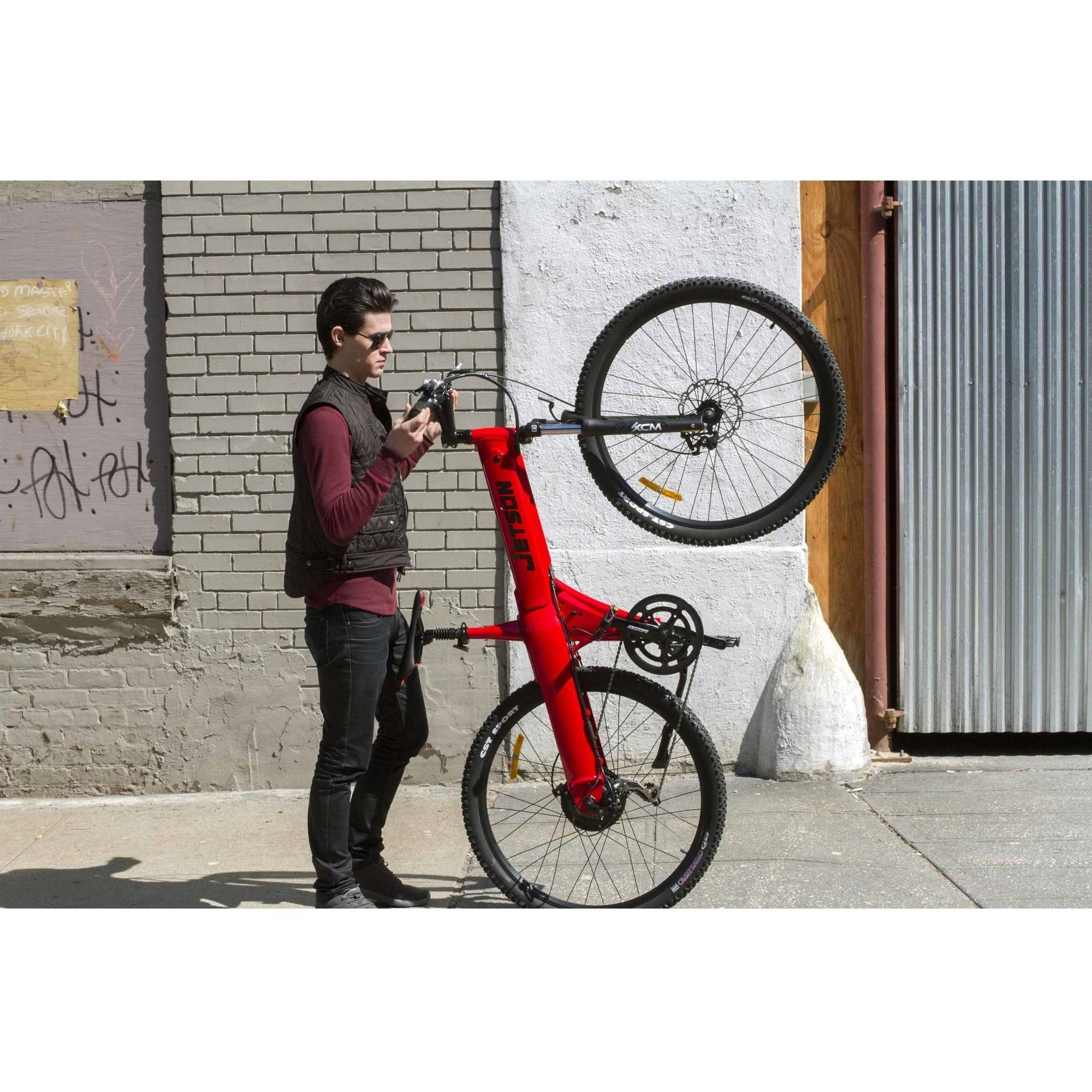 Jetson Bike Mountain Electric With Hidden Battery